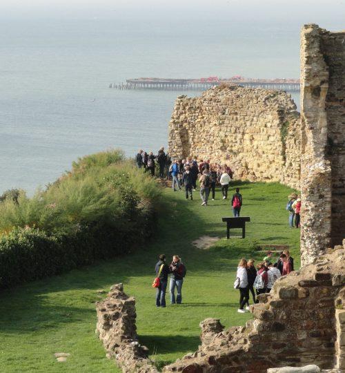 Hastings Castle Olaf2